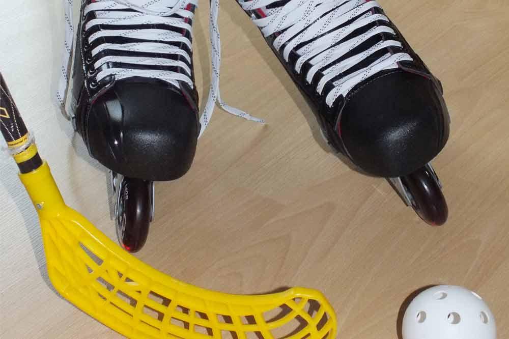 Inliner Hockey